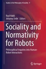 Sociality and Normativity for Robots