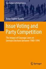 Issue Voting and Party Competition