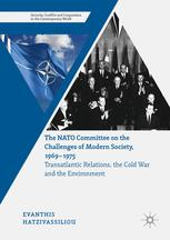 The NATO Committee on the Challenges of Modern Society, 1969–1975