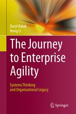 The Journey to Enterprise Agility