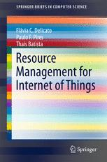 Resource Management for Internet of Things