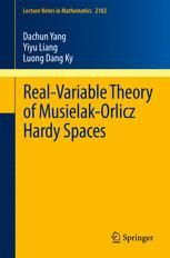 Real-Variable Theory of Musielak-Orlicz Hardy Spaces