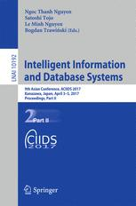Intelligent Information and Database Systems
