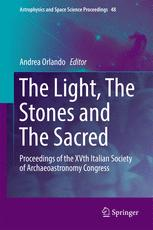 The Light, The Stones and The Sacred