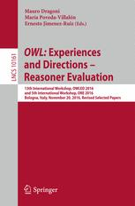 OWL: Experiences and Directions – Reasoner Evaluation