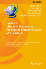 Product Lifecycle Management for Digital Transformation of Industries