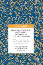 Spanish Sociedades Laborales—Activating the Unemployed