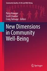 New Dimensions in Community Well-Being
