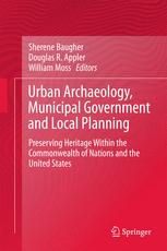 Urban Archaeology, Municipal Government and Local Planning