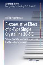 Piezoresistive Effect of p-Type Single Crystalline 3C-SiC