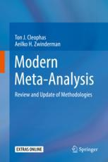 Modern Meta-Analysis