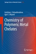 Chemistry of Polymeric Metal Chelates