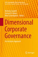 Dimensional Corporate Governance