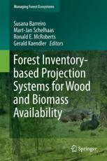 Forest Inventory-based Projection Systems for Wood and Biomass Availability