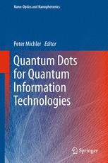 Quantum Dots for Quantum Information Technologies