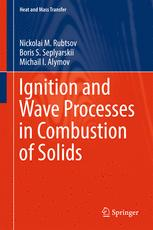 Ignition and Wave Processes in Combustion of Solids