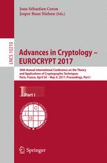 Advances in Cryptology – EUROCRYPT 2017