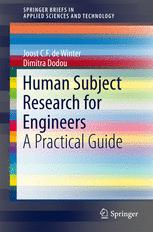Human Subject Research for Engineers