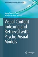 Visual Content Indexing and Retrieval with Psycho-Visual Models