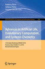 Advances in Artificial Life, Evolutionary Computation, and Systems Chemistry