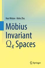 Mobius Invariant QK Spaces