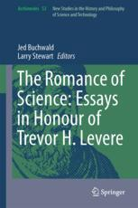 the r ce of science essays in honour of trevor h levere