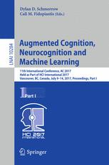 Augmented Cognition. Neurocognition and Machine Learning