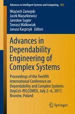 Advances in Dependability Engineering of Complex Systems