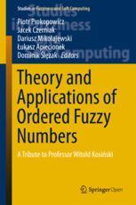 Theory and Applications of Ordered Fuzzy Numbers