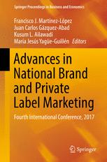 Advances in National Brand and Private Label Marketing : Fourth International Conference, 2017