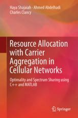 Resource Allocation with Carrier Aggregation in Cellular Networks