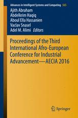 Proceedings of the Third International Afro-European Conference for Industrial Advancement — AECIA 2016