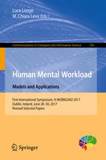 Human Mental Workload: Models and Applications