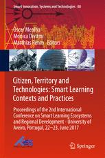 Citizen, Territory and Technologies: Smart Learning Contexts and Practices