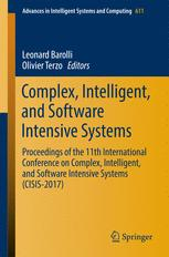 Complex, Intelligent, and Software Intensive Systems