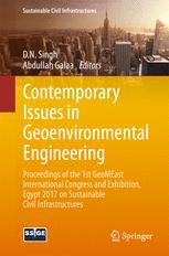 Contemporary Issues in Geoenvironmental Engineering