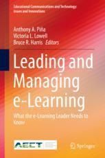 Leading and Managing e-Learning