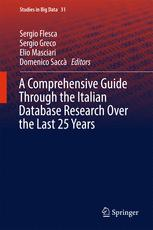 A Comprehensive Guide Through the Italian Database Research Over the Last 25 Years :