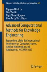 Advanced Computational Methods for Knowledge Engineering
