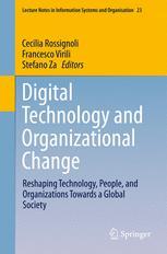 Digital Technology and Organizational Change