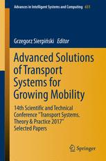 Advanced Solutions of Transport Systems for Growing Mobility