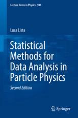 Statistical Methods for Data Analysis in Particle Physics