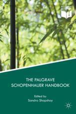 The Palgrave Schopenhauer Handbook