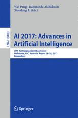 AI 2017: Advances in Artificial Intelligence