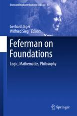 Feferman on Foundations