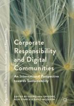 Corporate Responsibility and Digital Communities