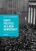 Party Politics in a New Democracy