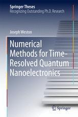 Numerical Methods for Time-Resolved Quantum Nanoelectronics