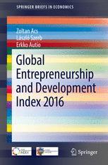 Global Entrepreneurship and Development Index 2016