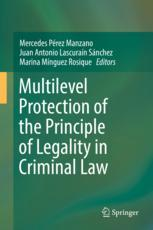 Multilevel Protection of the Principle of Legality in Criminal Law